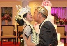 Randy dan Riska Wedding by Hotel Salak The Heritage