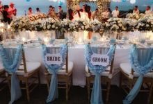 Tiffany Rentals by Dekor Indonesia