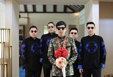 Ritz Carlton Bali Wedding | Addo & Jodie by Eurasia Wedding