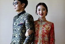 Ritz Carlton Bali - Wedding Addo & Jodie by Eurasia Wedding