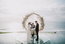 Rivky & Yulia Wedding by KAMAYA BALI