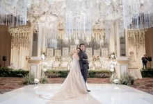 Miriam & Riyadi by One Heart Wedding