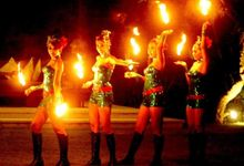 Fire dance by Marlyn Production