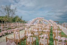 Thailand Destination Wedding at The Ritz-Carlton Koh Samui by BLISS Events & Weddings Thailand