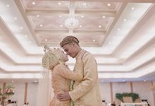 The Wedding Of Zidna & Adit by Bagus Jepret