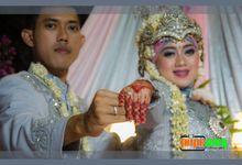 the wedding of Rini & Jodi by papenian