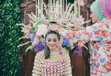 Nita & Nausa's Wedding by Bantu Manten wedding Planner and Organizer