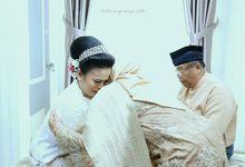 Wedding Firman & Riva by Luna photography