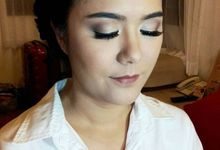 Nina & Lano Wedding by Themakeupclass for Brides