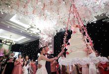 RAENALDI AND KARTIKA WEDDING by Royal Ballroom The Springs Club