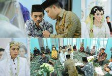 Wedding Novita & Wahyudi by RumahKita Productions