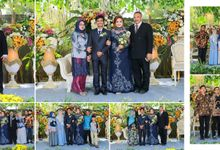 Wedding Awang & Geaby by RumahKita Productions