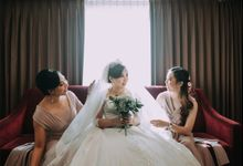 Wedding Shinta & Rio by RumahKita Productions