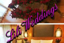 The Lili Wedding Decoration Collection by Lili Weddings