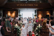 Ricky & Sheila Wedding Day by Sincera Story
