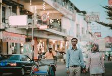 Prewedding Street by RKT Photography