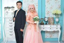 Prewedding Make Up by Fame Make Up Hijab