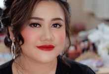 Makeup for ms.Eka by RLimmakeup
