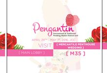 OUR EVENT & PROMO by MERCANTILE PENTHOUSE WEDDING