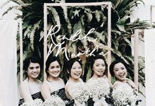 Modern Wedding with Tenun Sumba as Accent by Elior Design