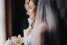 The Wedding of Ricco & Margaretta by Huemince