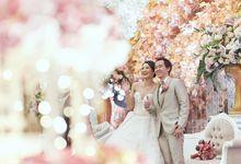International Wedding of Raymond & Michelly by IKK Wedding Venue