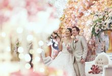 International Wedding of Raymond & Michelly by Skenoo Hall Emporium Pluit by IKK Wedding