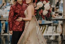 The Engagement of Rudy & Meilani by William Saputra Photography