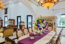 Lobby by Aurora Mansion