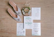 Wedding Fenny & Alvin by Azila Villa