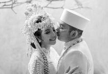 Wedding Ingrid & Benno by Azila Villa