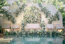 Wedding Enggar & Dani by Sirih Gading Catering