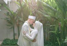 Akad Nikah Syafitri & Julian by Azila Villa