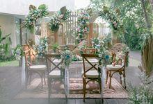 Wedding Fitri & Dhafin by Azila Villa