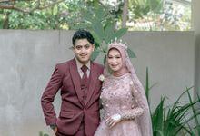 Wedding Fiki & Yusuf by Azila Villa