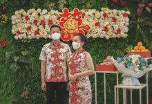 New Normal Engagement Rony❤️Yossy by Rony Sarono MC, Music Performance, Event Planner