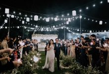 Raymond & Michelle Wedding Day by Sincera Story