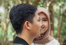 Pre Wedding Arif & Nury by Idenara Project