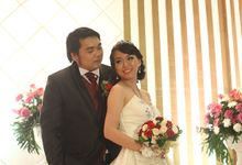 Jeffison & Santya Wedding by DESPRO Organizer