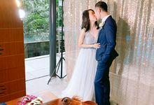 Jingshan & Kay Wedding by 83photostudio