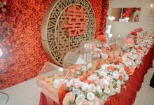 Sangjit of Aditya & Juwita by Calysta Sangjit Decoration
