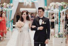 Wedding of Dimas & Agnes by Novotel Tangerang