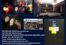 SPA GRAND OPENING by RHYTHM AND VOICES MUSIC