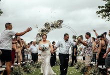 Marcia & Tom by Vowever Wedding Planner