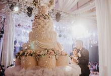 The Wedding of Vinsens & Priscillia by EPIC ART