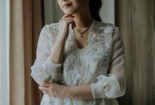 Wedding Robes by Le Clemmie by Amelia