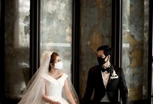 The Wedding of Robert &Dessy by Yumi Katsura Signature