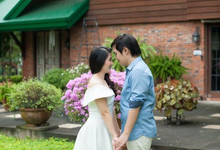 Raymond & Crystal Engagement Shoot by Roch Chua (Events by the Planner)