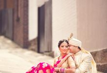Indian Wedding Photoshoot by Rolling Canvas