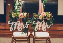 Church Wedding - Vincent & Carrie by Glitz&Glam Studiobooth